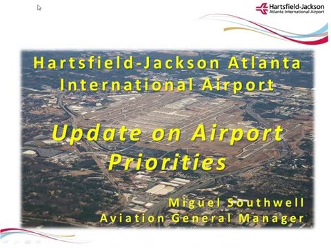 Hartsfield Jackson Atlanta International Airport: The Global Gateway
