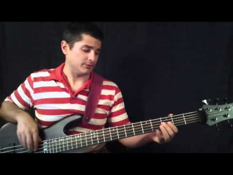 Download Youtube: 10,000 Reasons Bass (Bless the Lord) Tutorial by Kenny Butcher