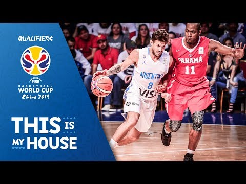 Panama v Argentina - Full Game - FIBA Basketball World Cup 2019 Americas Qualifiers 2019