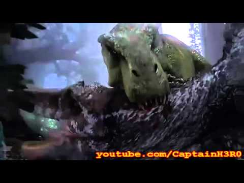 Tyrannosaurus Rex Kills Spinosaurus Aegyptiacus Best