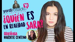 El lenguaje corporal de Sara Sosa con Maryfer Centeno