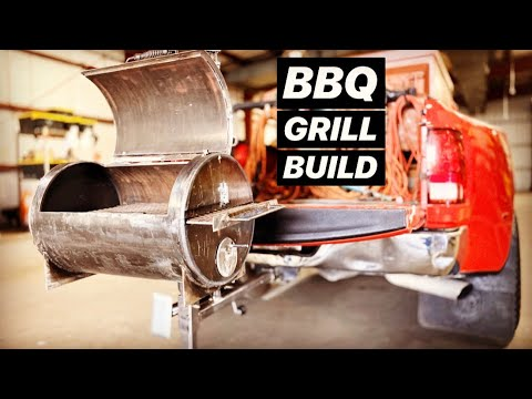 Tailgate BBQ Grill Build | Part 1