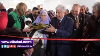 افتتاح قرية للأطفال ذوي الاحتياجات الخاصة بالقاهرة .. فيديو وصور