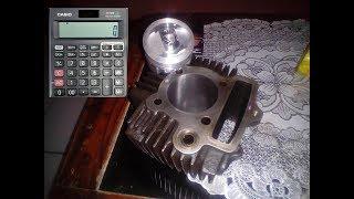 Cara Mudah Menghitung CC Motor Menggunakan Kalkulator
