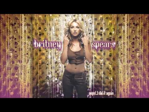 Britney Spears - When Your Eyes Say It (Audio)