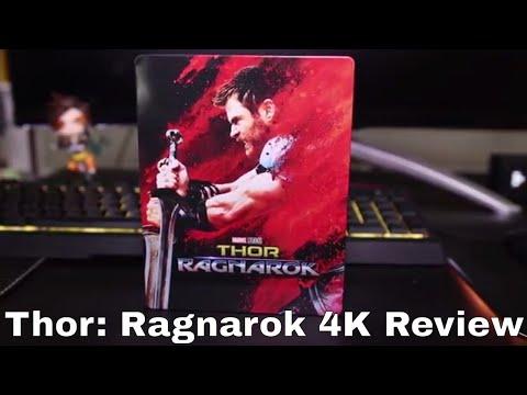 Thor: Ragnarok 4K Blu-Ray Review