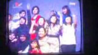 Elvi Sukaesih di Super Soulmate Indosiar, maaf amatir, zaman-zamannya pake hape ... #lol