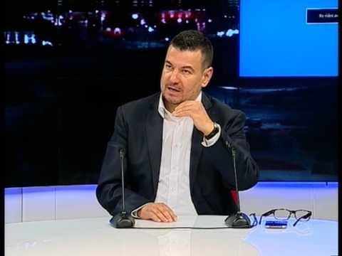 Cfare po ndodh me Kombetaren e Futbollit? Ervin Baku i Ftuar ne UTV News nga gazetari Alen Xhelili