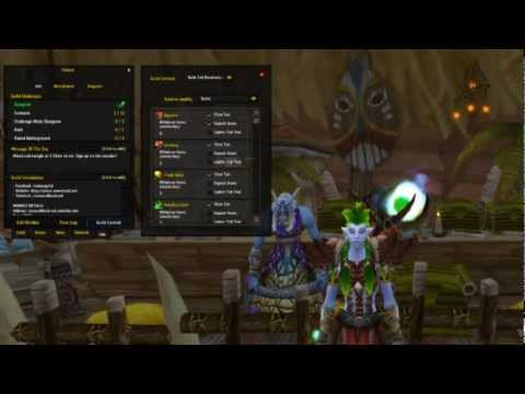 How To Set Up A Guild Bank Deposit Tab