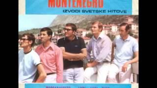 Ansambl Montenegro - Djelem Djelem [Yugo gypsy beat 1968 Jugoton]