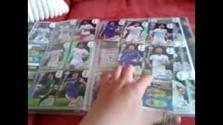 Fifa 2014 VB kártya album
