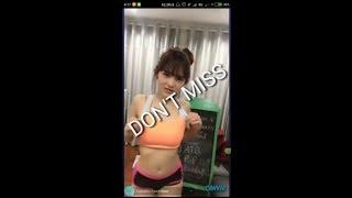 Bigo Live Goyang Lidah Gadis Jepang