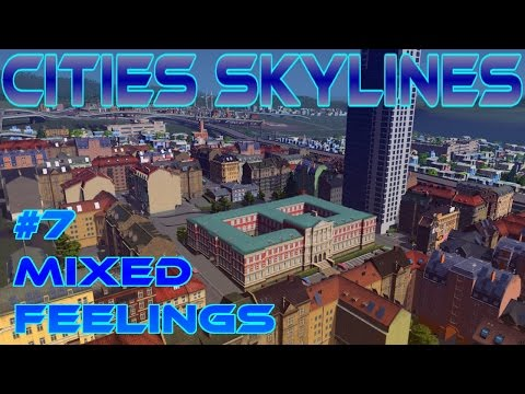 Cities Skylines - Expansion & Train Infrastructure | European Style #7