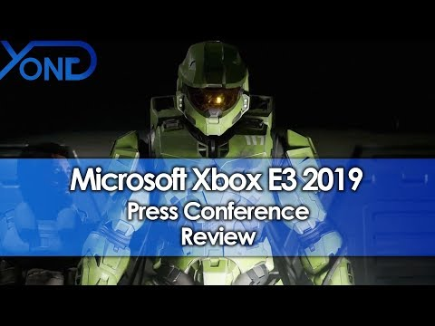 Microsoft Xbox E3 2019 Press Conference Review