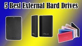 5 Best External Hard Drives