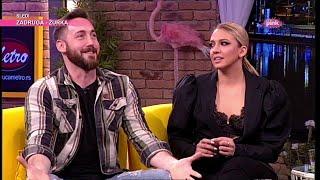 Petar Strugar o vezi sa Milicom Todorović i kako ju je iznenadio (Ami G Show S12)