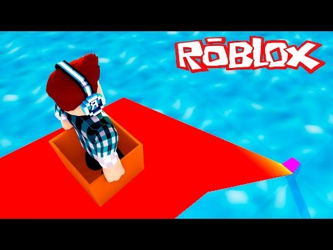 Roblox - MAIOR CORRIDA DE CAIXAS !! ( ULTIMATE BOX RACING!) - Видео из Майнкрафт (Minecraft)
