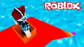 Roblox-BIGGEST RACE of BOXES! (ULTIMATE BOX RACING!)