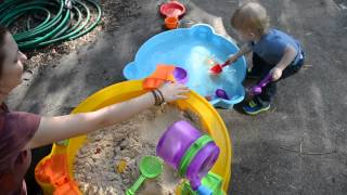 Little Tikes Treasure Hunt Sand & Water Table Review