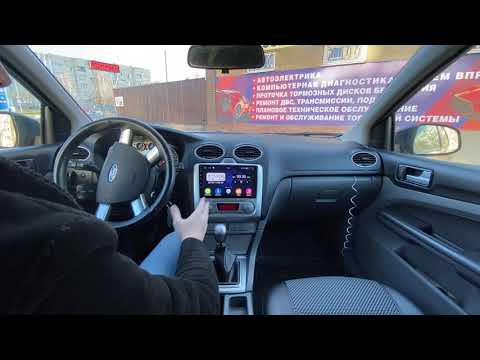 Мультимедиа Android  для Ford Focus 2