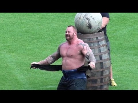 Europe's Strongest Man 2015 - Mountain Wins Again! Hafthor Bjornsson