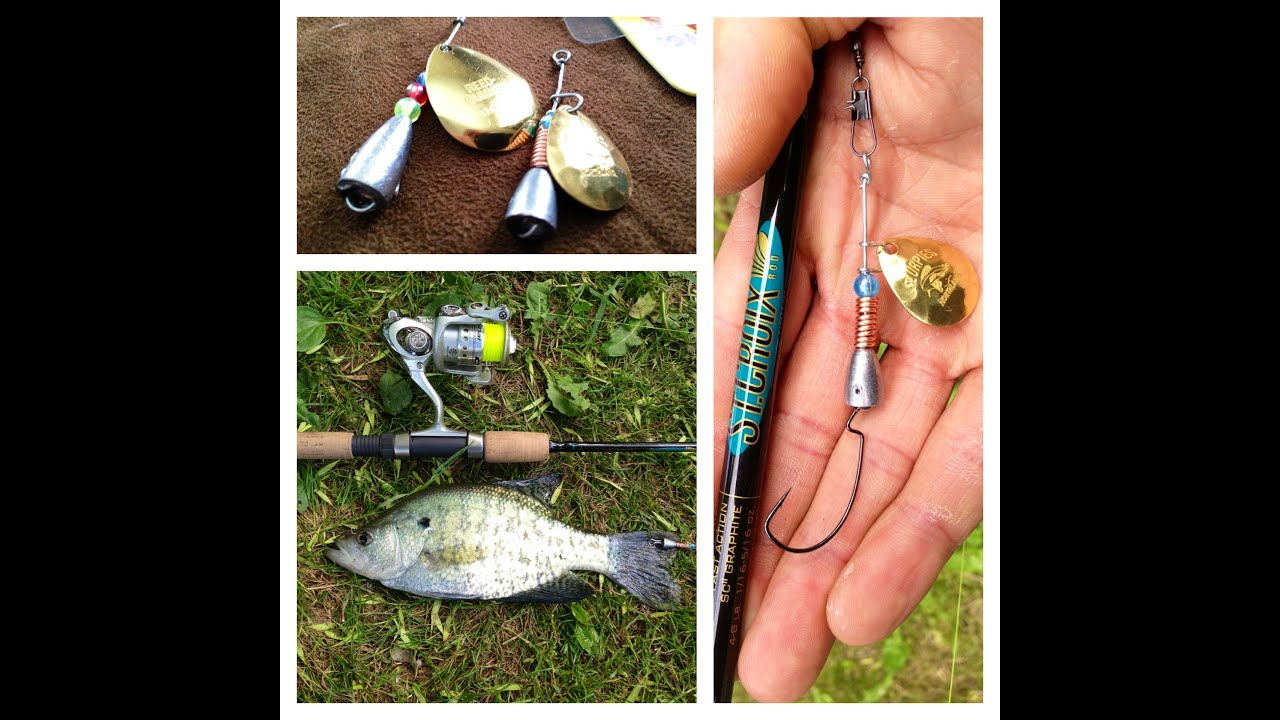 Lure making kits make your own fishing lures - Make Your Own Spinning Lures Youtube Fishing Bait