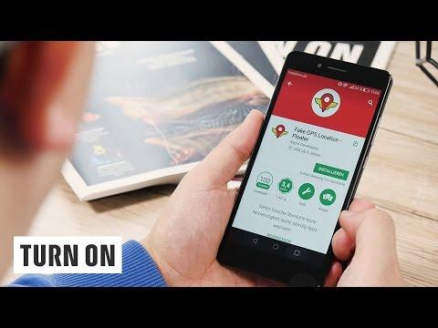 So könnt ihr den Standort bei Android-Smartphones fälschen - TURN ON Help