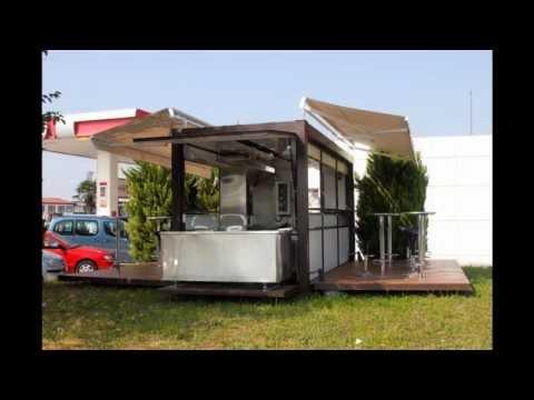 QuickBox Portable Concept Restaurant Design