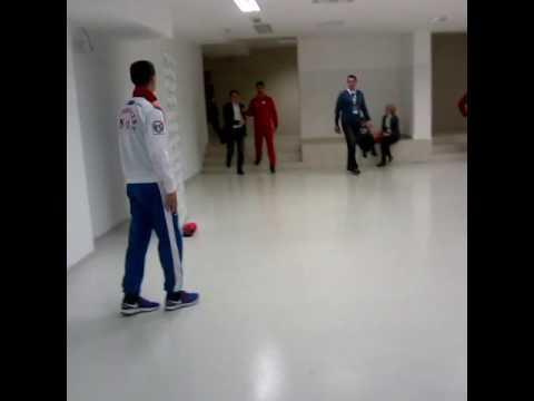 Novak Djokovic prepoznao Novaka Radulovica