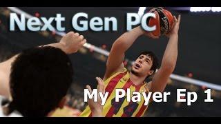 NBA 2K15 PC My Player #1