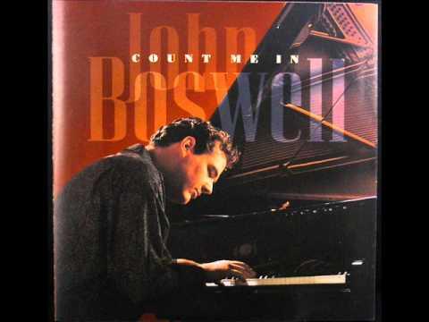 John Boswell piano lyric piece :