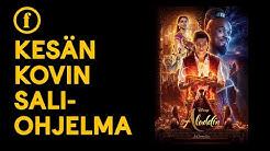 Palaudu arjen kiireistä Aladdin-elokuvan parissa osana saliohjelmaa!