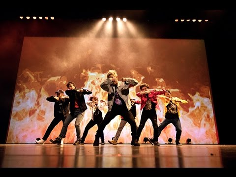 [USA] BTS (방탄소년단) - Fire Dance Cover Closing Performance