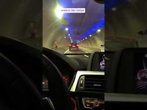 İnstagram Araba Snap | Bmw | Avrasya Tüneli |