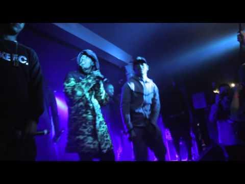 Section Boyz Live -  Dublin | ElReyMago :ShowOffTV