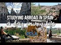 Follow me around: UCLA Student l I'M IN SPAIN!!! Room Tour, Study Abroad Updates