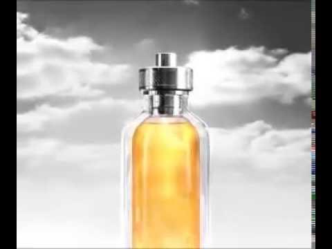 3c2893536 L´ENVOL de CARTIER le nouveau parfum pour homme - YouTube