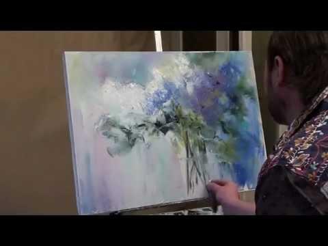 Мастер класс по живописи боб росс 37