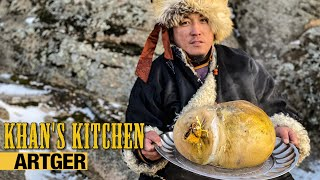 PLOV For The KING! - Mongolian KHAN Style PILAF | Khan's Kitchen