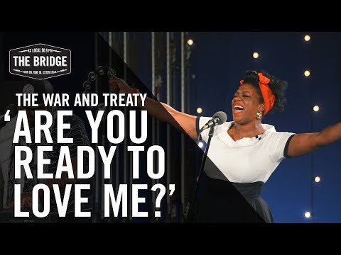 The War And Treaty - 'Are You Ready To Love Me?' | The Bridge 909 In Studio