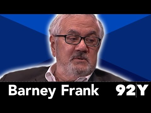 Barney Frank with Jeff Greenfield