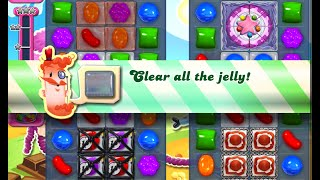 Candy Crush Saga Level 1078 walkthrough (no boosters)