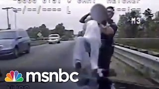 Watch: Cop Saves Life Of Woman Contemplating Suicide | msnbc