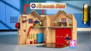 Fire Station And Venus Vehicle Playset   Fireman Sam   Character