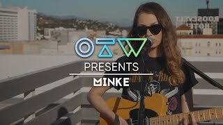 """Minke - Gold Angel"""" 
