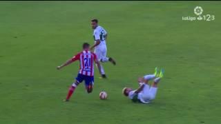 Resumen de Girona FC vs Elche CF (3-1)