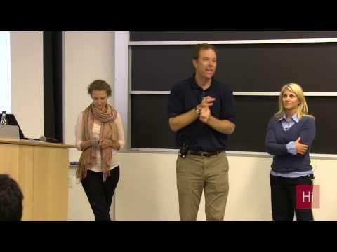Harvard i-lab | Entrepreneurship 101 with Gordon Jones