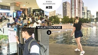 Wie sind die Kinos hier? 🍿🎥(Seoul Walkthrough - Vlog 2) I Korea Alltagsvlogs #26