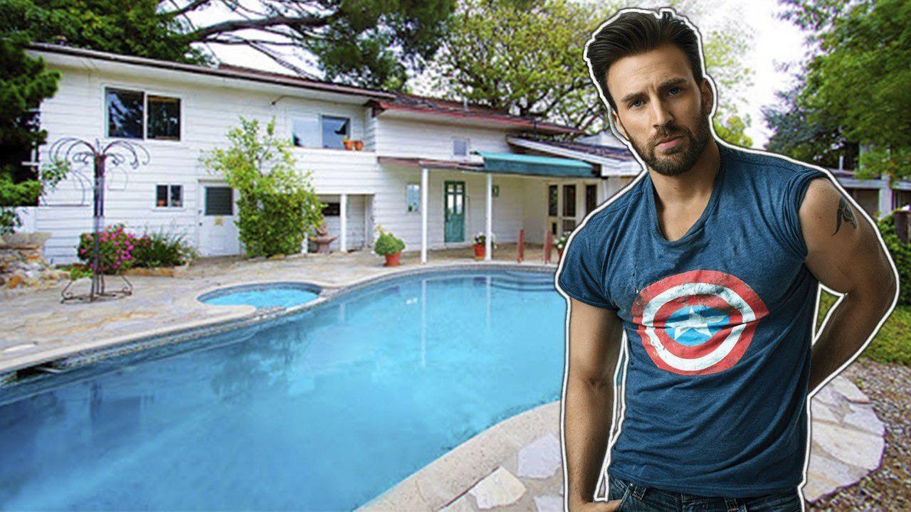 Капитан Америка - Как Живет Крис Эванс и Сколько Он Зарабатывает