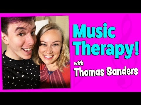 What is Music Therapy? Thomas Sanders & Kati Morton